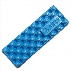 Zložljiva podloga za sedenje Bubble - modra