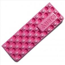 Zložljiva podloga za sedenje Bubble - Pink