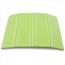 Zložljiv sedežna podloga - zelena
