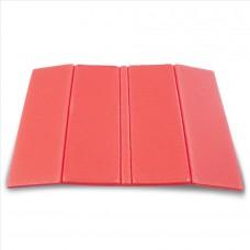 Zložljiv sedežna podloga -  rdeča