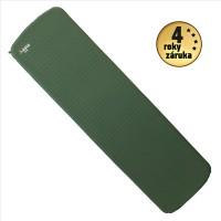 Samo napihljiva blazina HIKER 2,5 - zelena / siva
