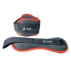 Uteži za zapestje in gležnje 1,0 kg / par