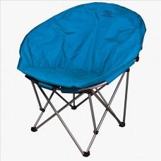 Stol za kampiranja MOON CHAIR - Modra