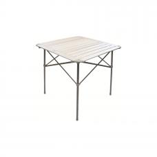Zunanja zložljiva miza  Aluminij -  mala